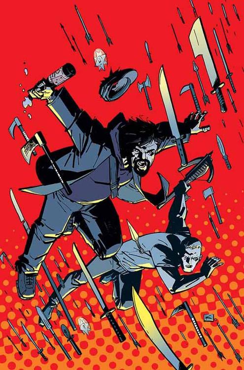 Archer & Armstrong Archer #0.2014 25 Copy Incv Kuhn -- DEC131316