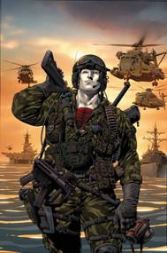 Bloodshot & Hard Corps HC #0.2014 Regular Lozzi -- DEC131318