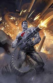 Bloodshot & Hard Corps #19 Regular Crain -- DEC131321