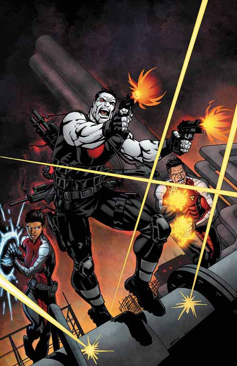 Bloodshot & Hard Corps #19 Orderall Sears -- DEC131322