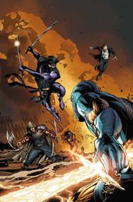 X-O Manowar #22 Orderall Conrad Unity -- DEC131327