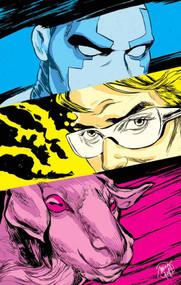 Quantum & Woody #8 Orderall Doyle -- DEC131337