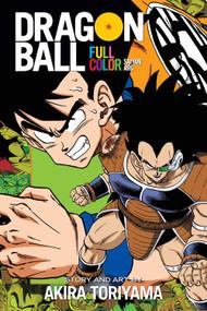 Dragon Ball Full Color TPB Vol 01 Saiyan Arc -- DEC131340