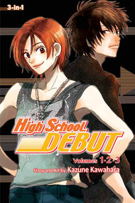High School Debut 3-in-1 Edition Vol 01 -- DEC131343
