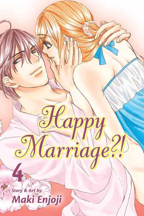 Happy Marriage Graphic Novel GN Vol 04 (Mature Readers) -- DEC131345