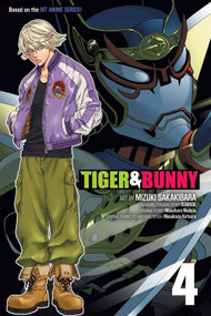 Tiger & Bunny Graphic Novel GN Vol 04 -- DEC131347