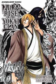 Nura Rise of the Yokai Clan Graphic Novel GN Vol 19 -- DEC131348