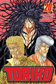 Toriko Graphic Novel GN Vol 20 -- DEC131350