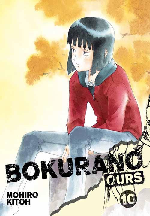 Bokurano Ours Graphic Novel GN Vol 10 -- DEC131351