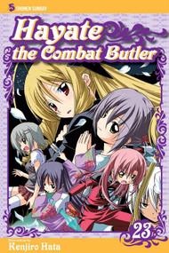 Hayate Combat Butler TPB Vol 23 -- DEC131352