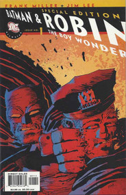 All Star Batman 1 -- Frank Miller Special Edition Variant -- Jim Lee -- COMIC00000067-001