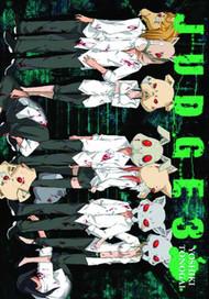 Judge Graphic Novel GN Vol 03 -- DEC131361