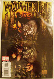 Wolverine Origins 1 Joe Quesada cover 9, 10, 11, 12, 13, 14, 15, 16 -- COMIC00000068-002