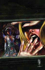 GFT Wonderland Asylum #2 (of 5) B Cover Lilly (Mature) -- DEC131385