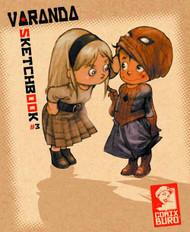Sketchbook Varanda #3 (Mature Readers) -- DEC131406