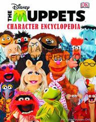 Disney Muppets Character Encyclopedia HC -- DEC131414