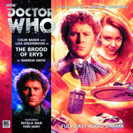 Doctor Who Brood Of Erys Audio CD -- DEC131416