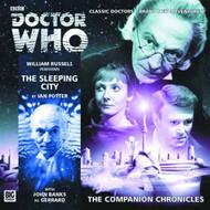 Doctor Who Complete Chron Sleeping City Audio CD -- DEC131417