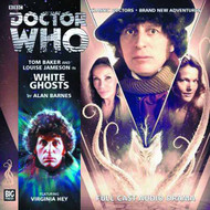 Doctor Who White Ghosts Audio CD -- DEC131419
