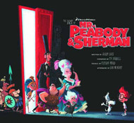 Art Of Mr Peabody & Sherman HC -- DEC131426