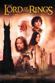 Lord Of Rings Poster Collection -- DEC131428