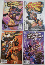 Wonder Woman 2006 1, 2, 3, 4, 5, 6, 7, 8, 9, 10 Heinberg Dodson -- COMIC00000072
