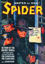 Spider Double Novel #3 -- DEC131432