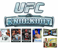 Topps 2014 Ufc Knockout Trading Cards T/C Box -- DEC131475