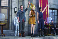 Hunger Games Catching Fire Trading Cards T/C Box -- DEC131481