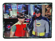 Batman 1966 TV Series Batcave Granix Art Plaque -- DEC131819