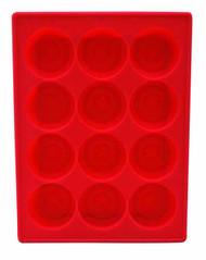 Marvel Captain America Shield Silicone Tray -- Avengers -- DEC131821