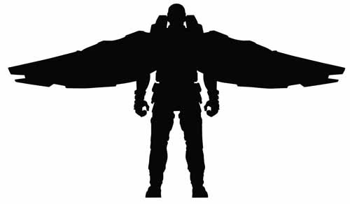 Marvel Select Captain America 2 Falcon Action Figure -- DEC131823