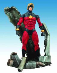 Marvel Select Captain Marvel Action Figure --Diamond Select -- DEC131826