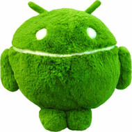Mini Squishable Android Plush -- DEC131847