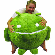 Massive Squishable Android Bean Bag -- DEC131859