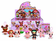 Tokidoki Donutella Mini Plush 16pc BMB Display -- DEC131863