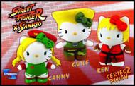 Sanrio X Street Fighter Ken 10-in Plush -- DEC131869