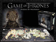 4D Cityscape Game Of Thrones Westeros Puzzle -- DEC131889
