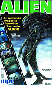 Alien 1/9 Scale Model Kit -- DEC131910