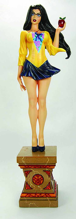 Grimm Fairy Tales Snow White Ruby Edition Statue --CS Moore -- DEC131911