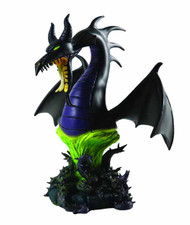 Grand Jester Malificent As Dragon Mini-Bust -- DEC131914