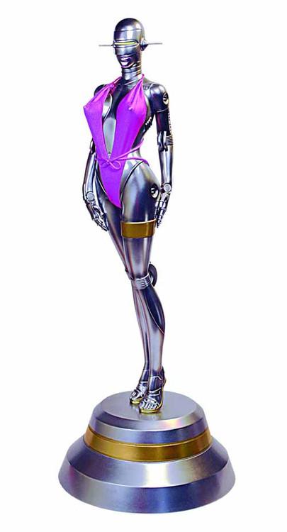 FFG Sexy Robot 001 Statue Pink Bathing Suit Ver (Mature) -- DEC131919
