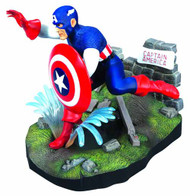 Captain America Model Kit -- Avengers -- DEC131924
