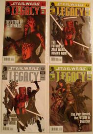 Star Wars Legacy 0 1 1 3rd 2 3 4 5 6 7 8 Skywalker Ostrander Duursema | COMIC00000188