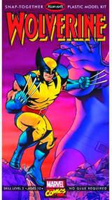 Wolverine 1/8 Snap Model Kit -- Avengers X-Men X-Force -- DEC131926