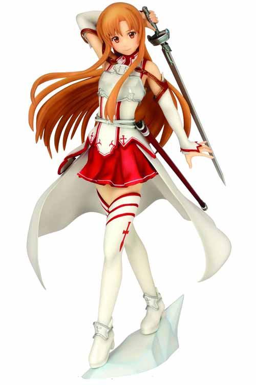 Sword Art Online Asuna PVC Figure Kenshi Version -- DEC131940