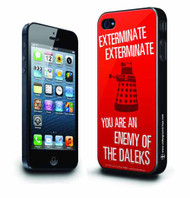 Doctor Who Exterminate iPhone 5 Case -- DEC131978
