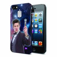 Doctor Who Matt Smith iPhone 5 Case -- DEC131979