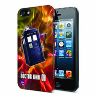 Doctor Who Tardis iPhone 5 Case -- DEC131980