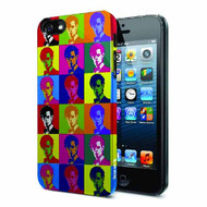 Doctor Who 11th Warhol Treatment iPhone 5 Case -- DEC131981